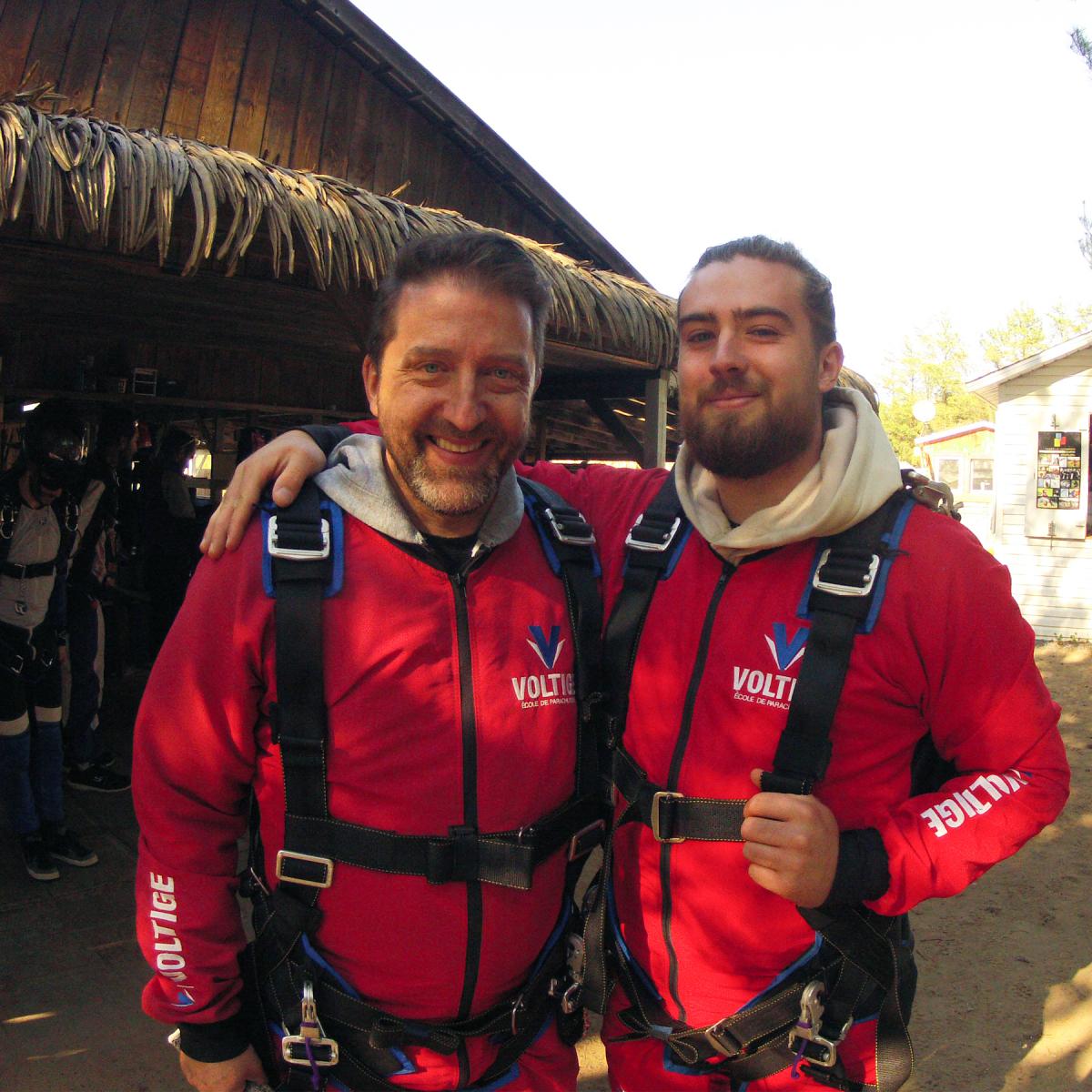 Éric et Mathieu Renaud